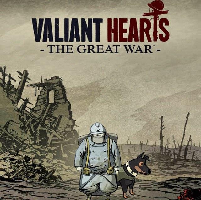 Spill i skolen -Valiant Hearts fraUbisoft